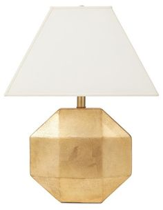 Ascher Ceramic Lamp,