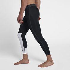 d851aaabba Nike Pro Men's 3/4 Training Tights Nike Pros, Stretch Fabric, Capri Pants