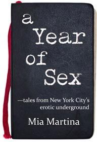 A Year of Sex. Must get.
