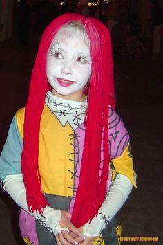 cute sally costume