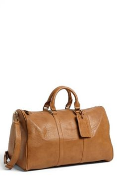 Sole Society 'Oversized' Weekender Duffel Bag available at #Nordstrom