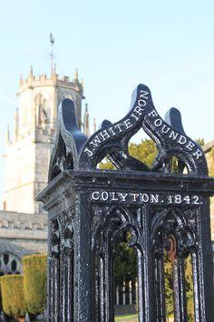 St. Andrew's Church, Colyton, Devon, England.