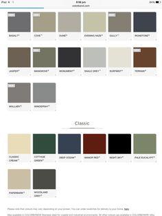 Colorbond Monument Colour Inspiration Colorbond Roof