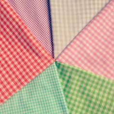 Gingham time!