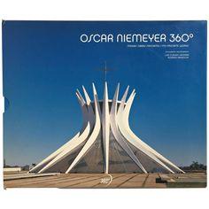 """Oscar Niemeyer 360 – Minhas Obras Favoritas / My Favourite Works"" Book"