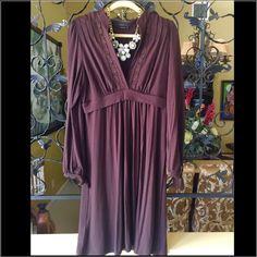 Long sleeve dress BCBG Maxazria dress! Excellent condition Long sleeves BCBGMaxAzria Dresses Long Sleeve