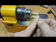токарный станочек из бормашины-да легко ;) 1 часть - YouTube
