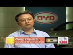 Interview with Warren Buffett investee Wang Chuanfu of BYD (1 of 3)