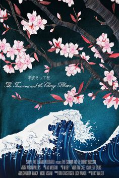 The Tsunami and the Cherry Blossom Movie Poster - Lucy Walker  #MoviePoster, #Documentary, #LucyWalker