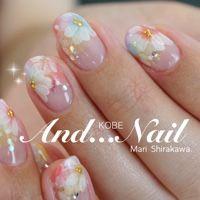Mari Shirakawa ★ Kobe e Nail Nail Design   libro Nail
