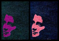 Derick Burke Art: The woman.
