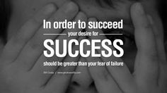 Wear Your Failure As a Badge Of Success