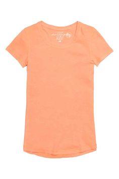 T-shirt em jersey flammé   H&M