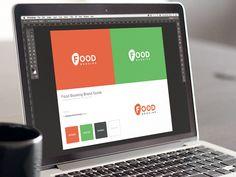 Logo Guide for Foodbooking by Bota Iusti