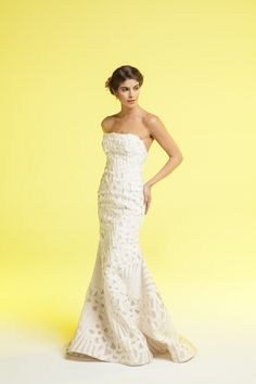 Mociun White Bridal Collection | SouthBound Bride | http://www.southboundbride.com/mociun-white-bridal-collection-2015