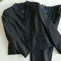 What a suit! Piazza Sempione slim lines tailored suit. Nwt Piazza Sempione  Other