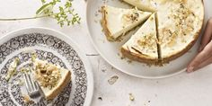 I Quit Sugar - It's National Cheesecake Day! Try our Crunchy Nut Cheesecake
