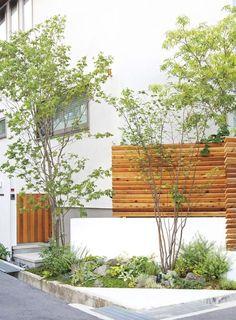 17 Elegant Pergola Designs Shaded to Perfection – My Life Spot Patio Design, Exterior Design, Interior And Exterior, Garden Design, House Design, Modern Backyard, Modern Landscaping, Garden Landscaping, Garden Screening