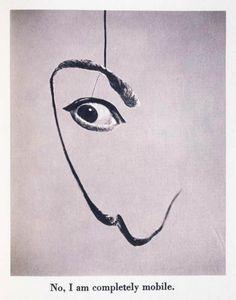 'Stache, 1954.