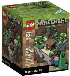 Lego Minecraft?
