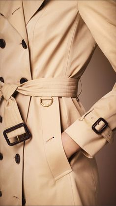 The Sandringham – Trench-coat Heritage long Miel | Burberry