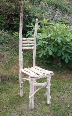 Driftwood Chair, Drift wood Accent Chair, Driftwood  feature seat, Coastal Beach