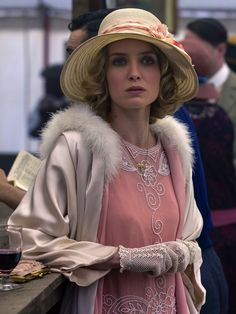 Annabelle Wallis as Grace Burgess in Peaky Blinders (TV Series, 2014). [x]