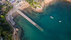 Reportage photo pour les vedettes des îles de Brehat
