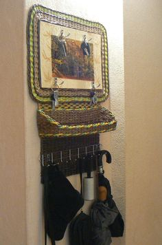 25. Предметы декора: рамочки, ключницы, часы, зеркала   1 152 фотографии