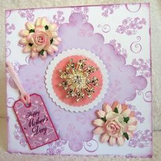 Mothers Day gift on card 2.
