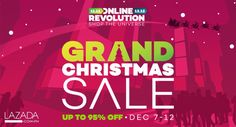 My Metro Lifestyle: Here's a sneak peek to Lazada's Grand Christmas Sa...