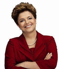 Dilma Rousseff elected President of Brazil [PES] List Of Presidents, President Of Argentina, Military Dictatorship, Current President, 2016 President, Pope John Paul Ii, Women In Leadership, Female Head, Journaling