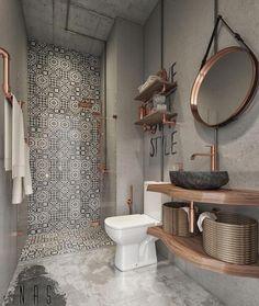 "19.3k Likes, 117 Comments - Interior Design (@design_interior_homes) on Instagram: ""Bathroom inspiration designed by Nas Studio . #luxury #bathroom #bath #bathroomdecor #arquitectura…"""