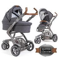 Abc Design 3in1 Kinderwagenset Salsa 4 Inkl Babywanne Sportsitz Babyschale Zubehorpaket Street Kollektion 2019 Baby Strollers Silver Cross Prams Prams