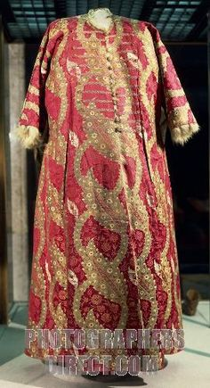 15th century Sultan's kaftan