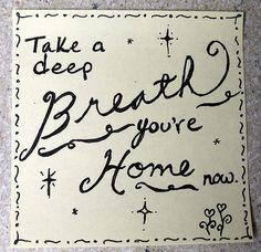 How cute. I love this. Perfect for the door in the garage/laundry room on our way in...