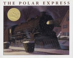 2.5 stars ★ ★ (½)   The Polar Express  is a 32 page children's Christmas story picture book by Chris Van Allsburg who is also the aut...