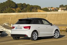 2012 Audi Sportback S line Car Experience, Audi A1 Sportback, Dream Cars, Super Cars, Vehicles, Zoom Zoom, Bicycles, Den, Motorcycles