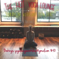 """The Yoga Lounge Workshop Series - KUNDALINI YOGA!! Hello Everyone!! """"In Kundalini Yoga the most important thing is your experience. It goes right to your heart. No words can replace that experience."""" Yogi Bhajan Master of Kundalini Yoga  Come and join Rachael and us for the first kundalini yoga workshop we have run at the ]Yoga Lounge. Kundalini yoga is and invigorating and transformational practice that uses a combination of physical postures (asana) and meditation in this enlivening…"""