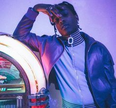A$AP Rocky remains ahead of the sartorial curve.