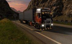 Volvo FH16 Euro 5