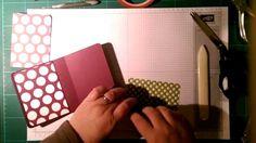 Anleitung: Naschi Geschenkbuch / mit stampin' up!