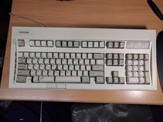 0hiMark - [photos] Lexmark M13 Erase-Eaze (split space bar)