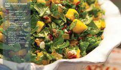 Kale & Butternut Chopped Salad - Recipes   Meriwether Godsey
