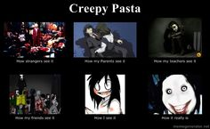 HAPPY FRIDAY THE 13Th! THE ONLY ONE THIS YEARZ SO LETS CELEBRATE! TO DAY I AM GOING RO TRY TO GET TO 666 PINS ON MY CREEPYPASTA BORD AND IF I DO IT WILL BE A DAY WELL DONE!
