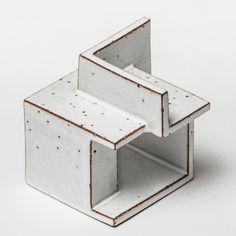 Ann Linnemann studio gallery: CERAMIC CONCRETION - November 2013