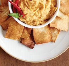 Würziger Hummus