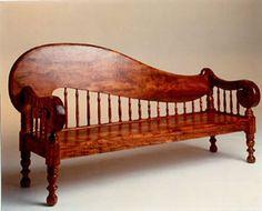 This is beautiful =》koa furniture.