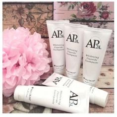 2 Tubes Of Nuskin Toothpaste Ap 24 Whitening Toothpaste, Whitening Fluoride Toothpaste, Skin Whitening, Galvanic Spa, Homemade Acne Treatment, Tooth Sensitivity, Skin Elasticity, Skin Treatments, Activated Charcoal
