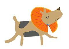 Dog Lion Illustration